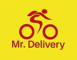 #608 for Delivery Company Logo Design by drexborn