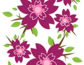 #7 untuk 3 colors ,overprint ,flowers, kids, baby, leggings, leg oleh savitamane212