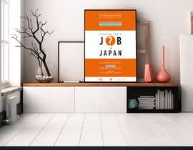 #15 untuk We need a poster design for a recruitment firm for foreign students in Universities in Japan (English) oleh noyk