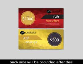 #3 for Design customer and gift cards by atifjahangir2012
