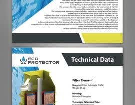 #2 for Design a Brochure for EnviroProtector by PabloSabala