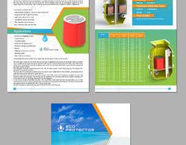 #14 for Design a Brochure for EnviroProtector by sub2016