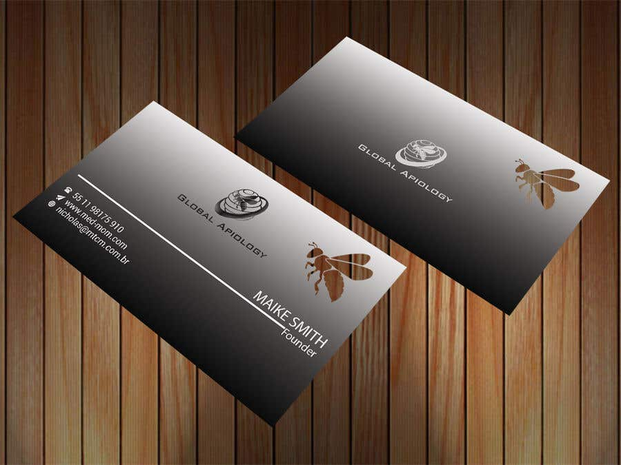 Entry #90 by saju163 for Global Business Cards | Freelancer