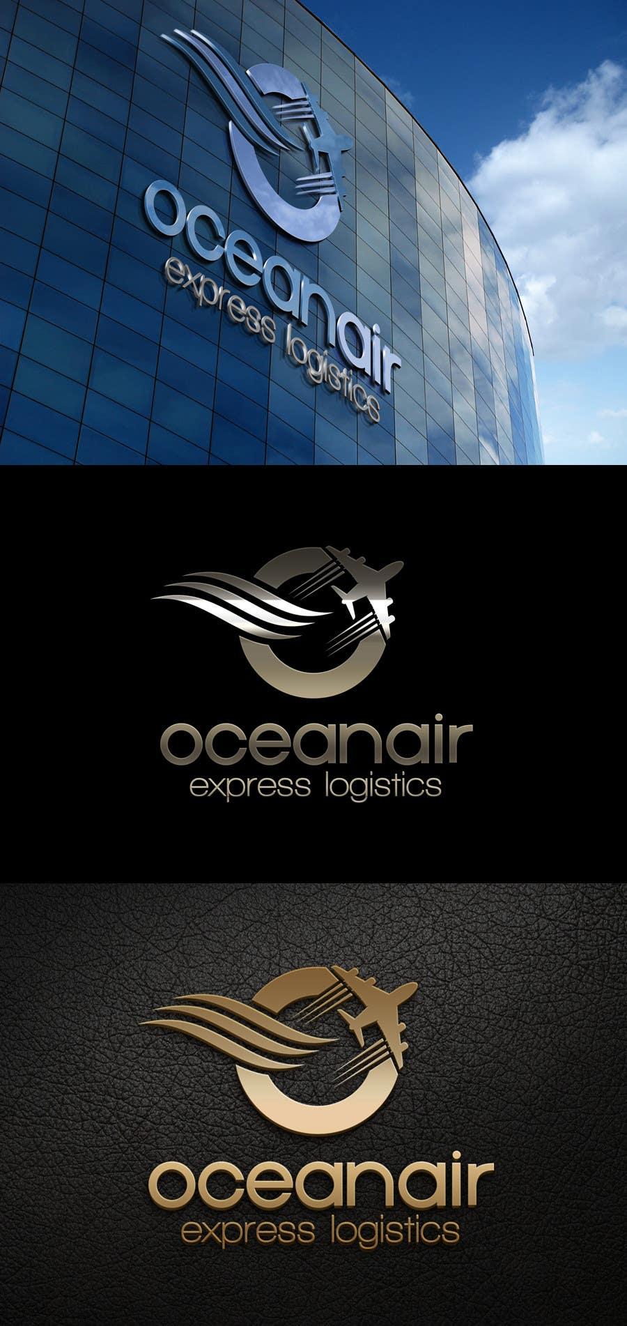 #76 for Logo Design for OceanAir Express Logistics by dimitarstoykov