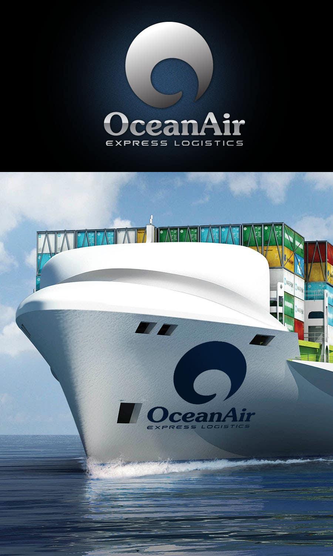 #583 for Logo Design for OceanAir Express Logistics by jijimontchavara