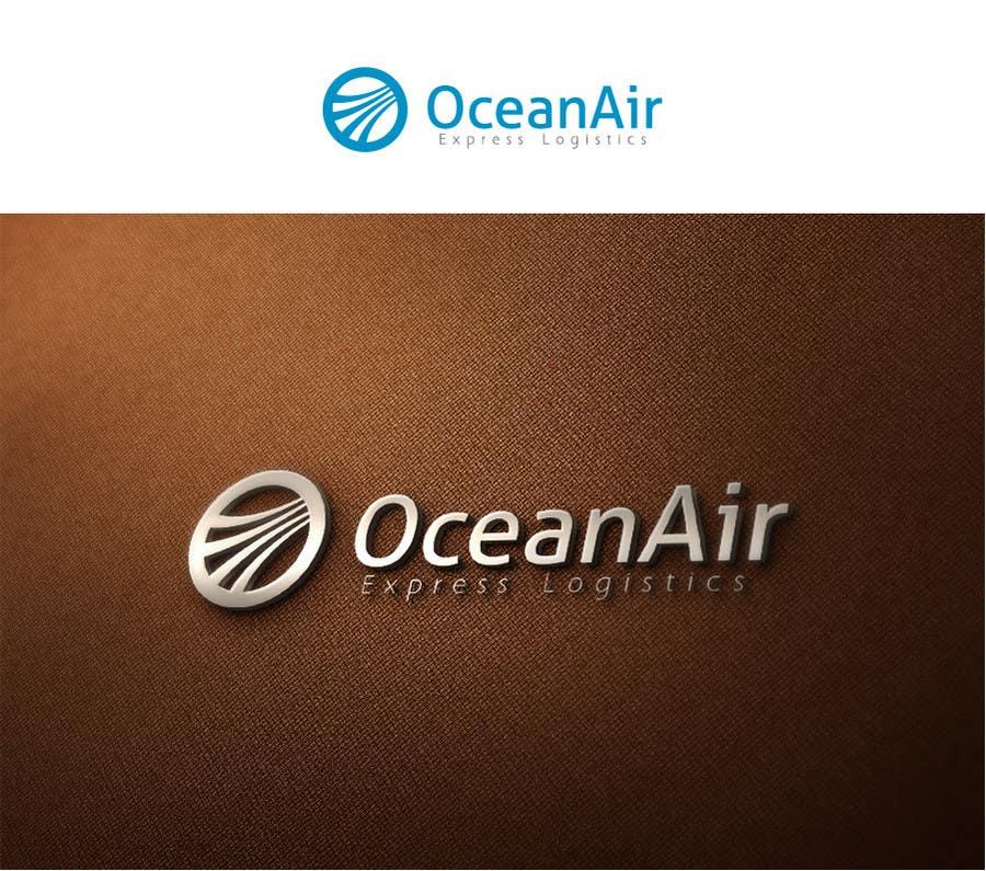 #486 for Logo Design for OceanAir Express Logistics by ejom