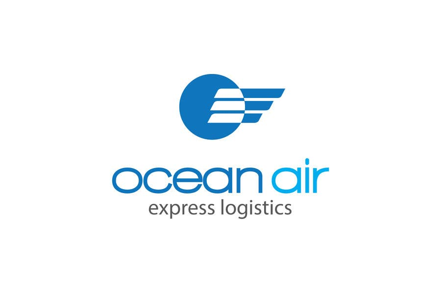 #563 for Logo Design for OceanAir Express Logistics by Hasanath