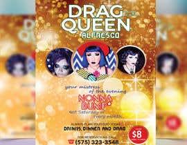 #6 for Drag Queen Alfresco by eaminraj