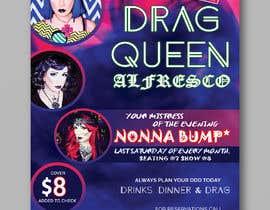 #13 for Drag Queen Alfresco by eaminraj