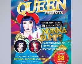 #8 untuk Drag Queen Alfresco oleh GraphicsEXPRESS