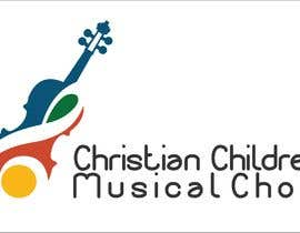 #42 for Logo for a Christian Children Musical Choir af manoelcanhos