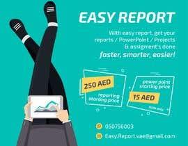 #14 for Design a Brochure (Easy Report) by Fraffaele