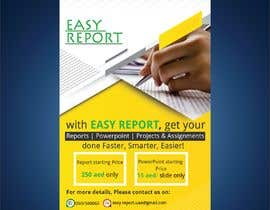 #18 for Design a Brochure (Easy Report) by nayhomiee