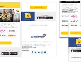 #5 for Bancolombia mailing responsive by sornii