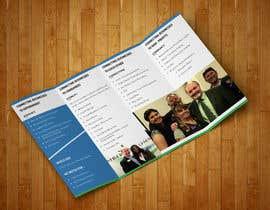 #8 pentru Brochure Design de către e5ddesigns