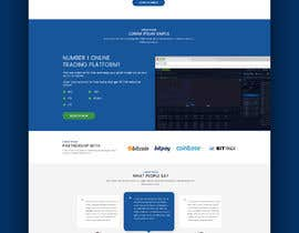 #8 for Trading Website (HTML & Responsive) by pixelmarketo