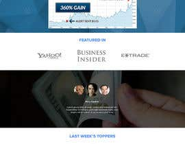 #29 for Trading Website (HTML & Responsive) by ssidd80