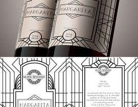 "#18 for Create a Series of ""Art-Deco"" Product Labels and Banners for a Beverage company by kaisasakarias"