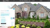Graphic Design Contest Entry #3 for ReDesign for AgentNation.com - Interactive, social, marketing site for Real Estate Pros!