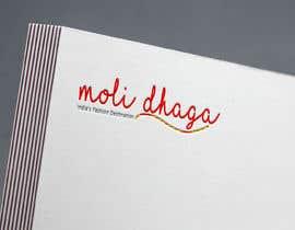 Nro 85 kilpailuun Moli Dhaga Logo Design käyttäjältä ThroneStark