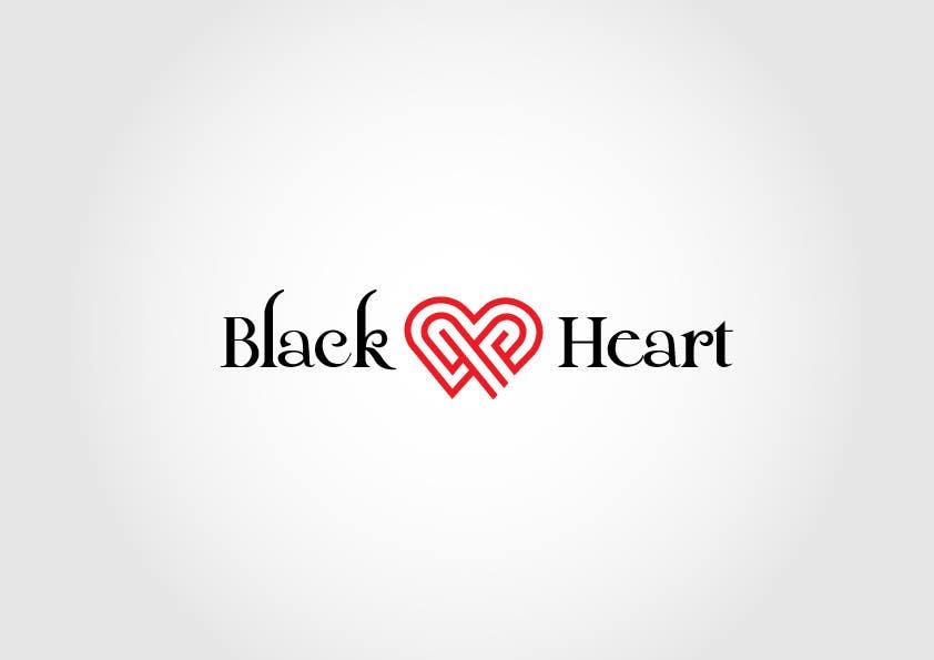 Konkurrenceindlæg #                                        31                                      for                                         Design a Logo for a Black Heart