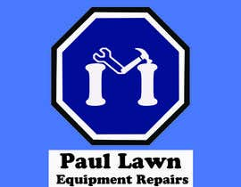 Vperben3 tarafından Design a Logo for Lawn Mower Repair Shop için no 9