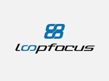 Nro 126 kilpailuun Logo Design for Loopfocus käyttäjältä rraja14