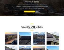 #8 for Design a Website Mockup af princevenkat