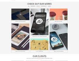 #2 for Design a Website Mockup af alemammirip