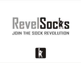 #13 for Logo Design for Revel Socks by astica