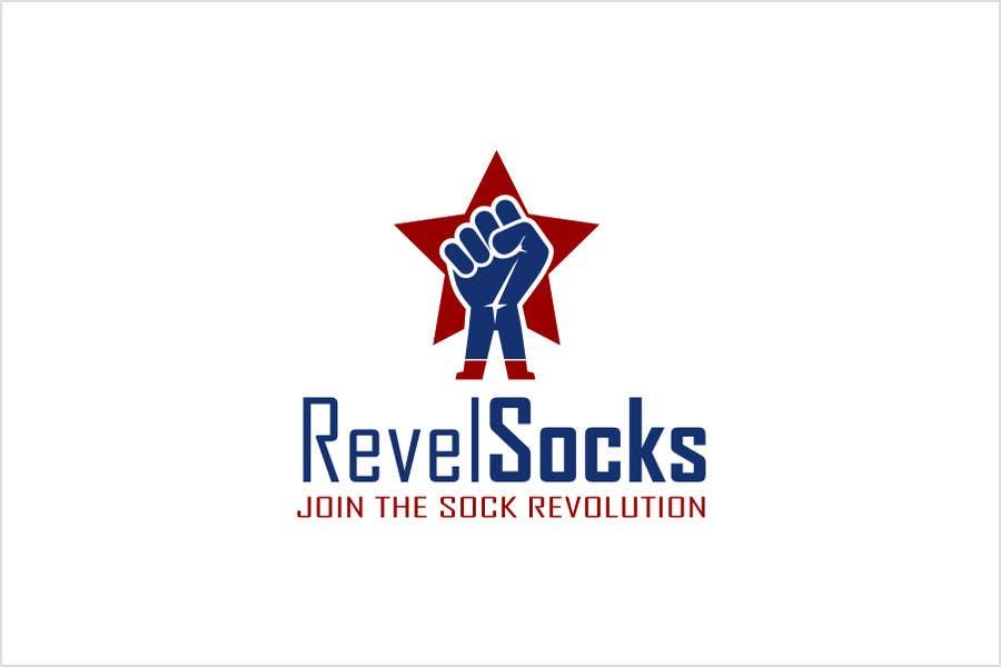 Конкурсная заявка №15 для Logo Design for Revel Socks