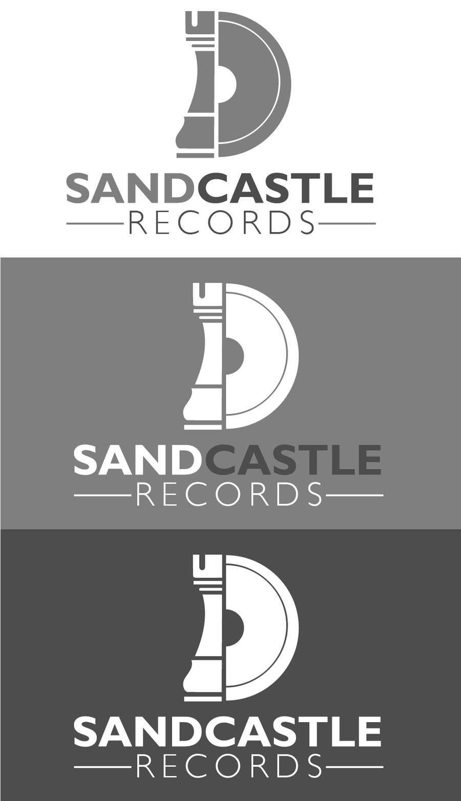 Inscrição nº                                         11                                      do Concurso para                                         Sandcastle Records
