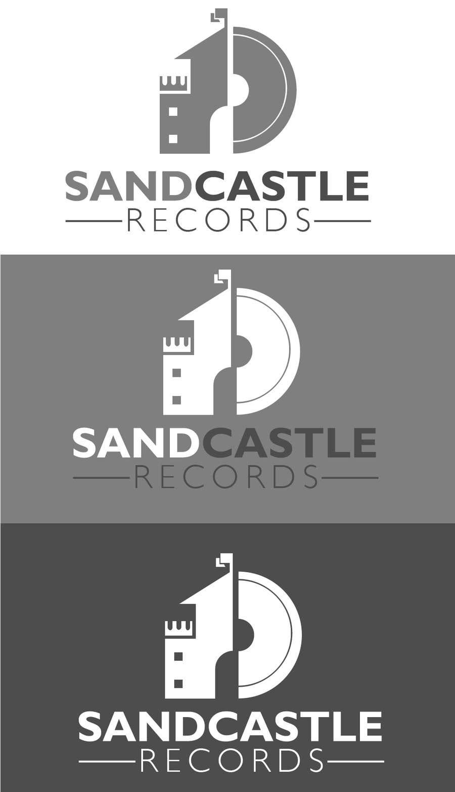 Inscrição nº                                         34                                      do Concurso para                                         Sandcastle Records