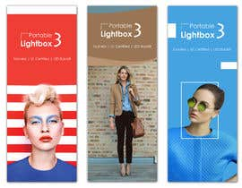 hadeerafarouk tarafından Design a poster for our light box product için no 21