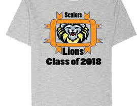 #51 for Senior Class T-Shirt by SMthoni