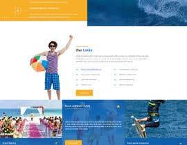 #37 สำหรับ Design a Website Mockup โดย rajchoudhary265