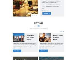 #12 สำหรับ Design a Website Mockup โดย bestwebthemes