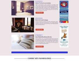 #39 สำหรับ Design a Website Mockup โดย indriruth