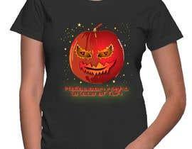 Nro 62 kilpailuun Halloween T-shirt Designs käyttäjältä ratnakar2014