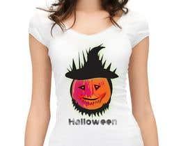 Nro 63 kilpailuun Halloween T-shirt Designs käyttäjältä ratnakar2014