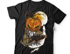 Nro 54 kilpailuun Halloween T-shirt Designs käyttäjältä DAISYMURGA