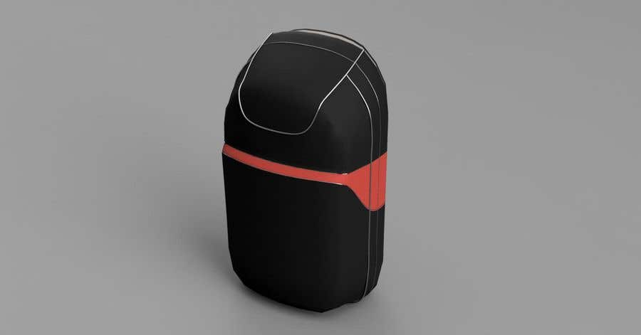Proposition n°80 du concours Does a minimalist travel backpack