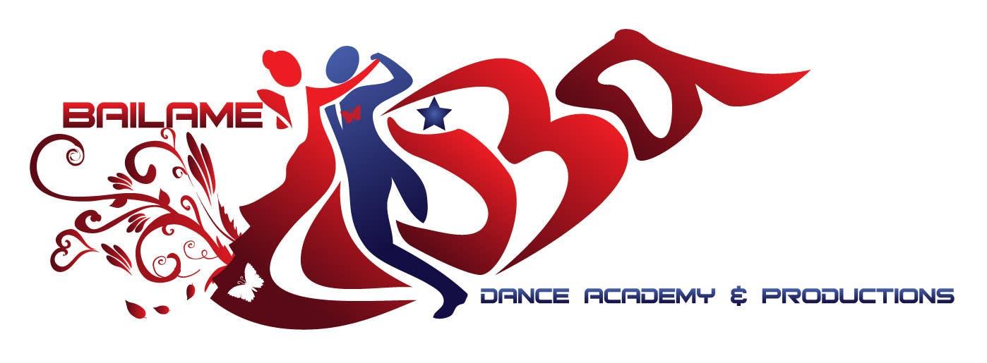 Bài tham dự cuộc thi #75 cho Logo Design for BailameCuba Dance Academy and Productions