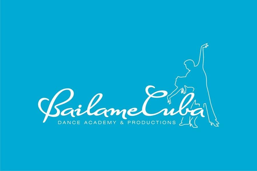 Bài tham dự cuộc thi #49 cho Logo Design for BailameCuba Dance Academy and Productions