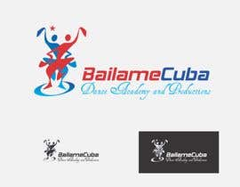 #168 dla Logo Design for BailameCuba Dance Academy and Productions przez Khimraj