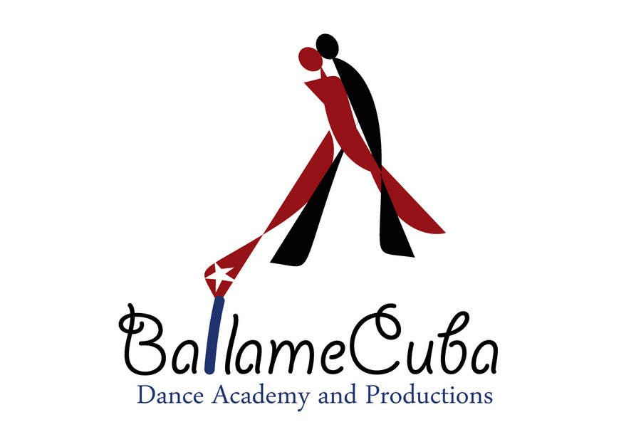 Bài tham dự cuộc thi #58 cho Logo Design for BailameCuba Dance Academy and Productions