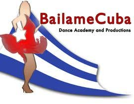 #182 dla Logo Design for BailameCuba Dance Academy and Productions przez AlfaPolaris1