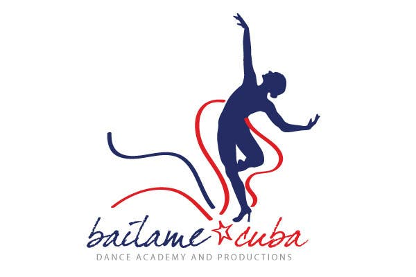 entry 109 by lifeillustrated for logo design for bailamecuba dance