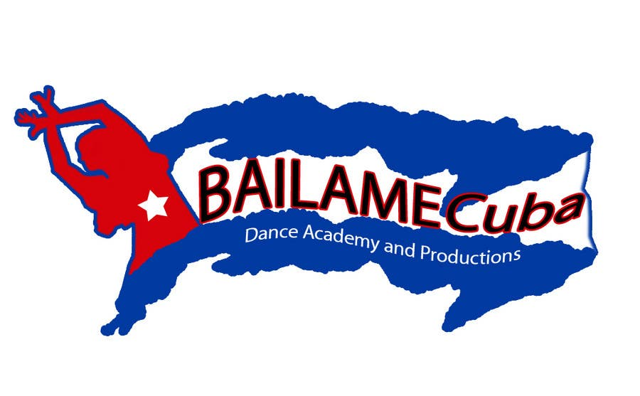 Bài tham dự cuộc thi #93 cho Logo Design for BailameCuba Dance Academy and Productions