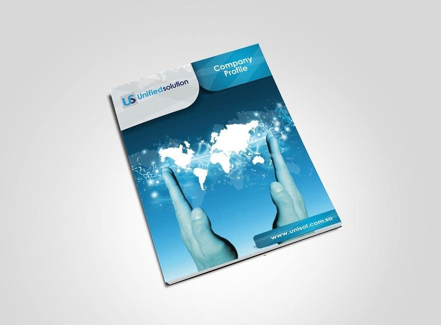 Penyertaan Peraduan #                                        31                                      untuk                                         Graphic Design for Company profile